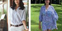5 Pesona Sophia Latjuba dan Donna Harun, awet muda pada usia 50-an