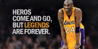 Kobe Bryant, Black Mamba dengan mental toughness dan optimisme tinggi