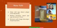 Water kefir, minuman probiotik yang menyehatkan