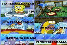 7 Meme Spongebob Ini Memang Kocaknya Tak Lekang Oleh Waktu