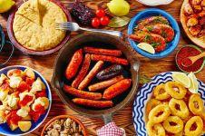 5 Negara ini memiliki makanan paling enak