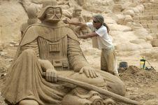 7 Foto istana pasir yang bakal buat kamu terkagum-kagum deh