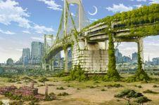 9 Prediksi kondisi bumi jika manusia tidak ada