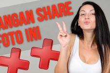 6 Foto yang tidak boleh kamu share di media sosial, kenapa ya?