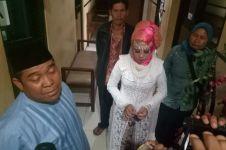 Sedih, bukannya ke KUA pengantin cantik ini justru ke kantor polisi