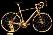 10 Sepeda termahal di muka bumi, ada yang berhias emas & Swarovski