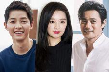 Song Joong-ki bakal balik main K-Drama bareng Kim Ji-won?