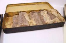 Coklat Cadbury tertua di dunia ini sekarang menjadi harta karun