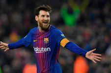Inilah 5 hal tentang Lionel Messi yang perlu kamu tahu