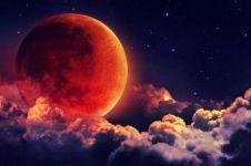 Inilah mitos yang dipercaya orang Indonesia tentang gerhana bulan