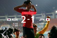 Menang di Asian Games, Son Heung-min bebas wamil usai kalahkan Jepang
