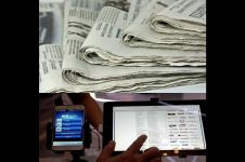 Media online gencar bertumbuh, mampukah koran bertahan?