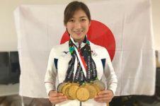 Rikako Ikee, atlet 18 tahun peraih medali emas terbanyak AG-2018