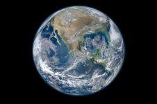 Apa yang terjadi bila Bumi berukuran 2 kali lebih besar?