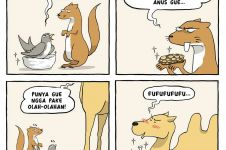 10 Komik strip tentang tingkah laku manusia ini recehnya kebangetan
