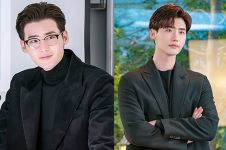 Ini still cuts drama terbaru Lee Jong Suk, Romance Is A Bonus Boo