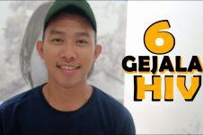 Kenali 6 gejala HIV, seorang YouTuber Indonesia berbagi kisahnya