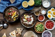 10 Ragam menu sarapan dari berbagai negara ini menggugah selera
