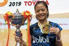 Fitriani, Sang Pelepas Dahaga gelar tunggal putri Indonesia awal tahun