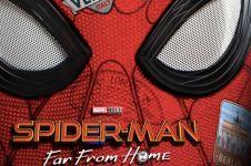 Akhirnya trailer pertama Spider-Man: Far From Home telah rilis
