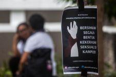 Indonesia darurat kekerasan seksual, ini bentuk dan penyebabnya