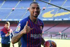 Kevin-Prince Boateng, pemain baru Barcelona yang penuh kontroversi