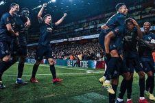 Manchester United meraih kemenangan di kandang Arsenal