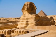 Misteri di balik kemegahan Piramida Giza yang megah