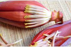 Ini manfaat yang bisa diperoleh dari makan bunga pisang