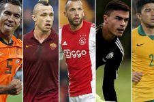 Inilah 5 bintang sepak bola dunia yang berdarah Indonesia