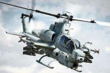 10 Helikopter militer dengan kemampuan serang tercanggih di dunia