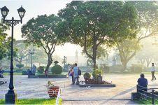 Mirisnya kondisi ruang publik di zaman millenial, makin tergerus