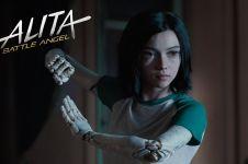 16 Tahun penantian Alita: Battle Angel menuju layar teater