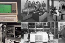 Begini potret 10 generasi komputer paling pertama di dunia