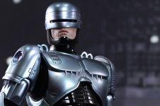 6 Fakta transhumanisme, robocop bisa saja jadi tetangga kita kelak