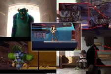 Ini alasan terdapat kode 'A113' dalam banyak film Disney & Pixar
