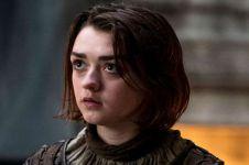 4 Fakta Maisie Williams, pemeran Arya Stark di serial Game of Thrones