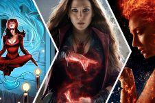 8 Karakter Marvel ini punya kemampuan sihir luar biasa