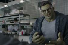 Inilah persoalan terkait karakter Hulk di film Avengers: Endgame