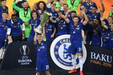 Chelsea meraih gelar Europa League untuk kedua kali