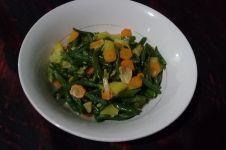 Resep tumis kentang, wortel, dan kacang panjang ini sehat & simpel