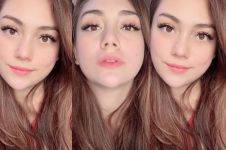 5 Potret Celine Evangelista, tetap memesona meski perut membesar