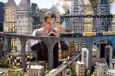13 Film terkenal ini ternyata gunakan set miniatur yang menakjubkan