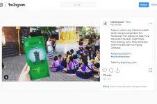 Menjelajah Zona Z Kota Denpasar bersama anak SD dan para kadernya