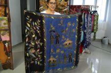 6 Motif keren Batik Bercerita dari Sulawesi Utara ini cantik banget