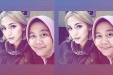 5 Potret kedekatan Jessica Iskandar & asistennya, pernah diumrohkan