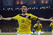 Kolombia, sang kandidat alternatif peraih trofi Coppa America 2019
