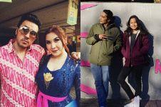 5 Momen romantis artis ganteng dan anak gadisnya, berasa sama pacar