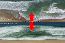 Hindari bolerang, areal berbahaya dan mematikan yang ada di pantai