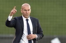 Zinedine Zidane, maestro jendral lapangan ini berulang tahun ke-47